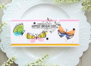 Brilliant Butterflies