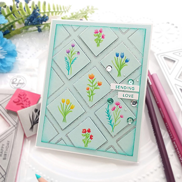 Pinkfresh Studio June 2020 Pop Out Stamp and Die Release Blog Hop!