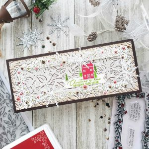 Read more about the article Snowy Scene With Offset Stamping