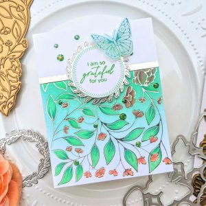 Read more about the article Foiled Silver Sweet Blooms